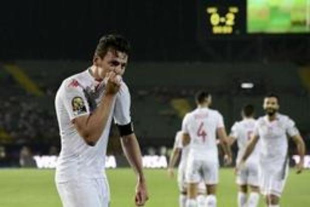 Africa Cup 2019 - Tunesië maakt in kwartfinales einde aan sprookje van Madagaskar