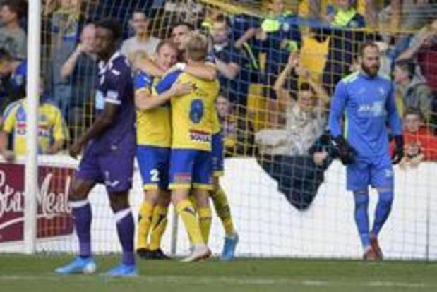 Proximus League - Westerlo écarte le Beerschot et passe devant l'Union en tête du classement