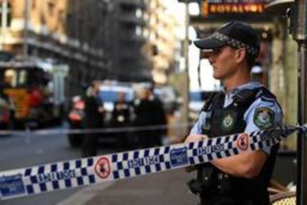 Twee slachtoffers, incident momenteel niet beschouwd als terreurdaad