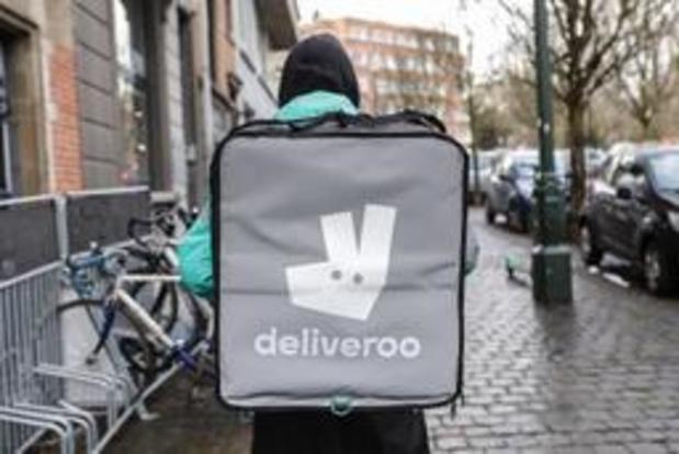 Les restaurants seront bientôt payés chaque semaine par Deliveroo en Belgique