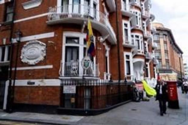 """Julian Assange inculpé de """"piratage informatique"""" aux Etats-Unis"""