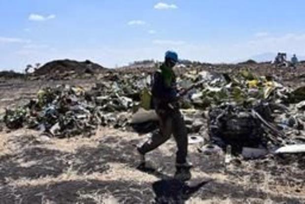 Le système anti-décrochage MCAS était activé dans le Boeing d'Ethiopian Airlines