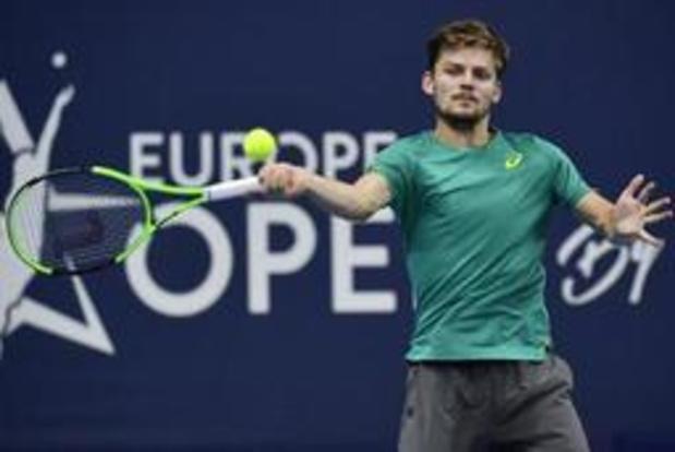 European Open - David Goffin annonce son retour au tournoi d'Anvers