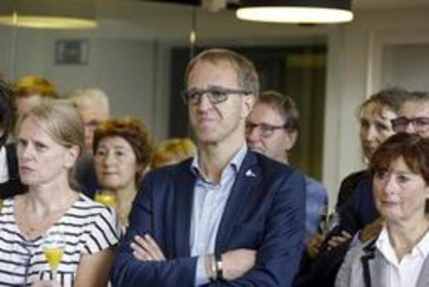 UGent-Rector Rik Van de Walle pleit voor verplichte ijkingstoetsen