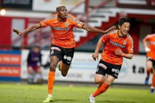 Jupiler Pro League - Charleroi remonte Courtrai et affrontera l'Antwerp pour une place en Europa League