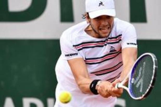 US Open - Goffin op zijn hoede voor Franse debutant in tweede ronde