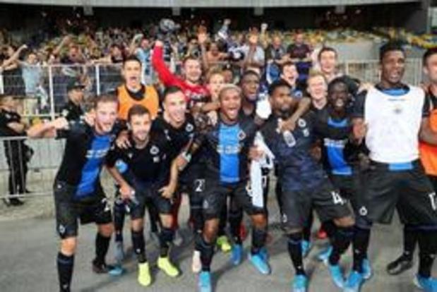 Ligue des Champions - Le Club Bruges face au LASK, dernier obstacle sur la route de la Ligue des Champions