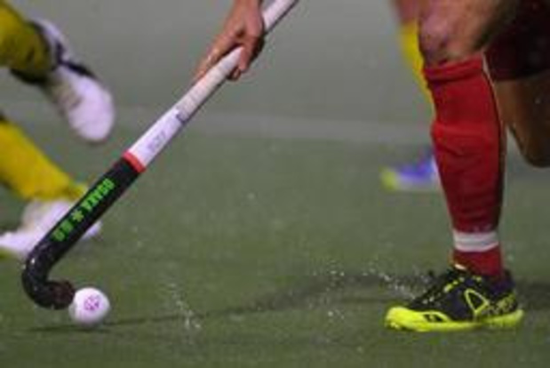 Euro Hockey juniors (m) - Les Young Red Lions battus 2-0 par l'Espagne d'entrée de tournoi à Valence