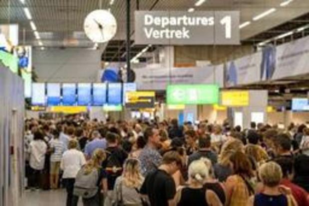 Meer passagiers voor Nederlandse luchthavens