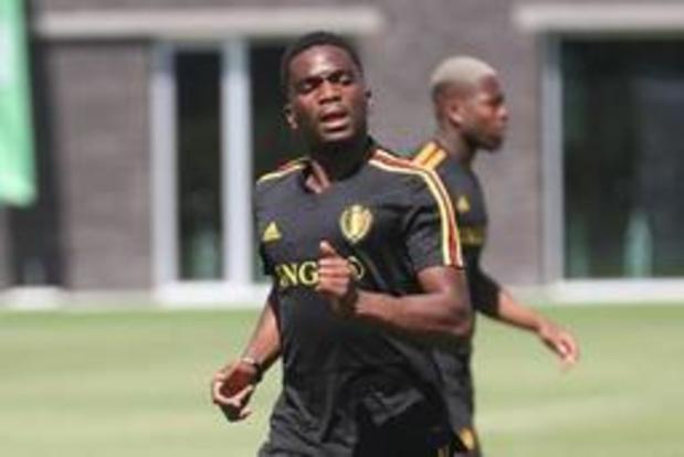 Cercle Brugge verwelkomt belofte-international Stéphane Omeonga
