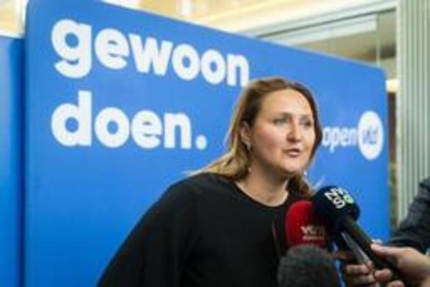 Open Vld gaat in op uitnodiging van Bart De Wever