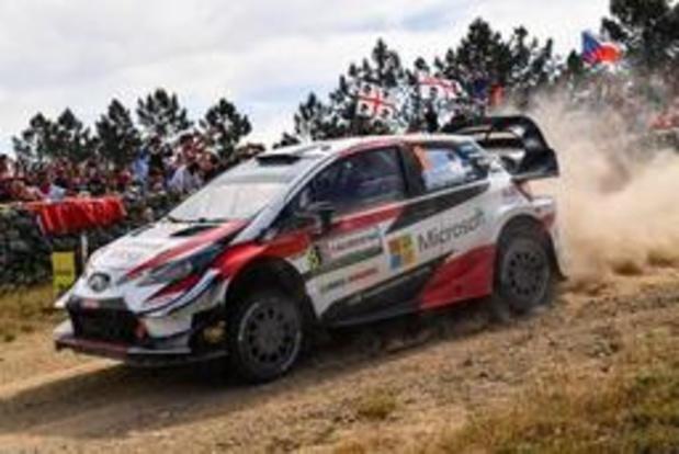 WRC - Ott Tänak prend le pouvoir au rallye de Sardaigne, Thierry Neuville sixième