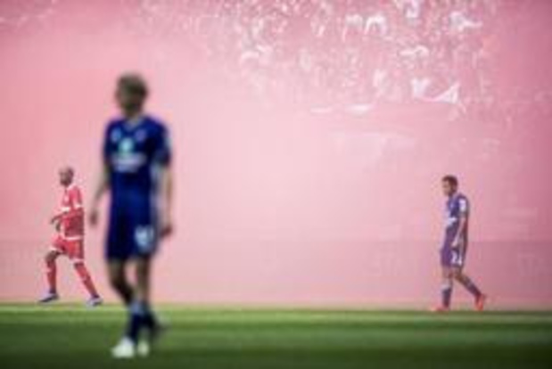 Jupiler Pro League - Le CBAS saisi par l'Union Belge pour les chants des supporters d'Anderlecht