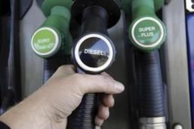 Le prix du diesel en hausse à la pompe