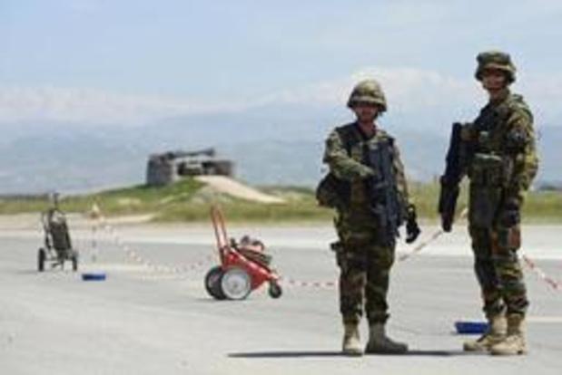 Nieuwe beelden van Belgische para's in een vuurgevecht in Afghanistan, tien jaar na datum
