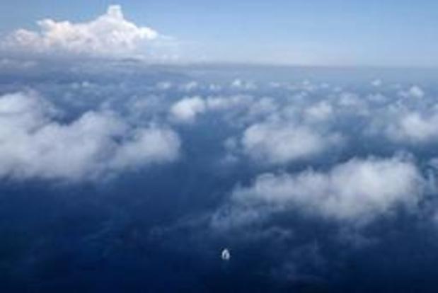 Daar komen de wolken