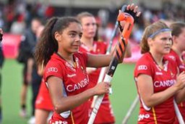 Hockey Pro League (v) - Red Panthers blijven vijfde na 1-0 zege tegen Australië