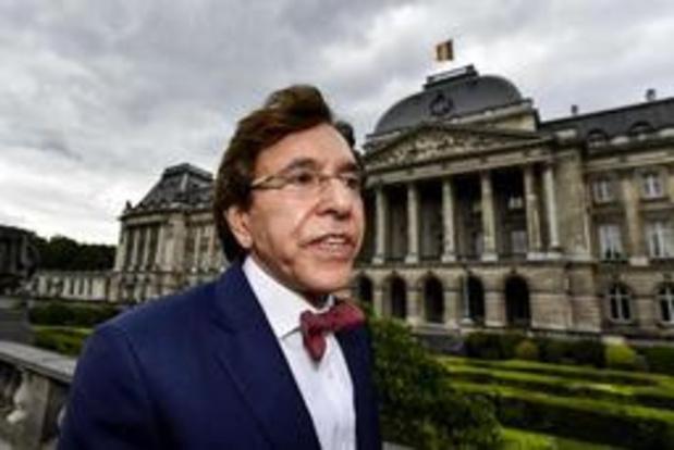 Di Rupo ziet oplossing in federale regering zonder Vlaamse meerderheid
