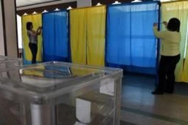 Présidentielle en Ukraine - Les bureaux de vote ouvrent pour la présidentielle