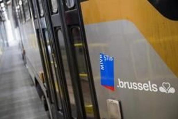 Pas de métro à Bruxelles entre Yser et Elisabeth le week-end prochain en raison de travaux