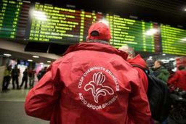 ACOD Spoor vraagt om Belgische spoorwegen weer om te vormen tot één bedrijf