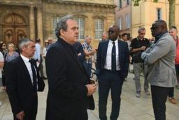 Mondial 2022: l'ancien président de l'UEFA Michel Platini placé en garde à vue à Nanterre