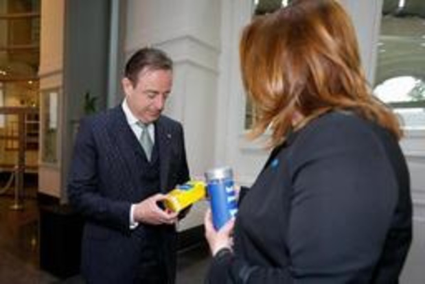 De Wever zet formatiegesprekken verder