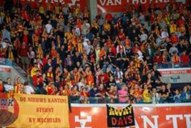 KV Mechelen viert terugkeer in 1A met recordaantal abonnees