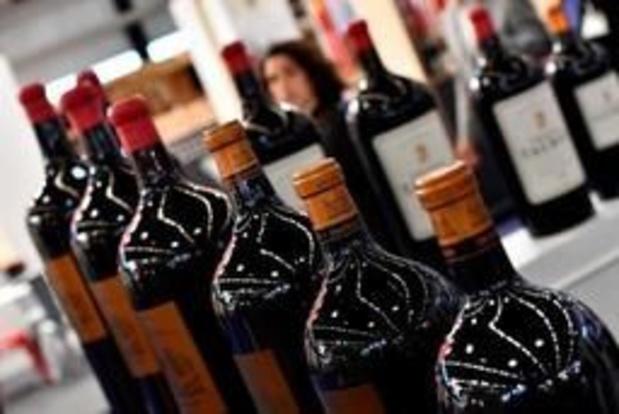 FSMA waarschuwt voor oplichting bij beleggen in wijn