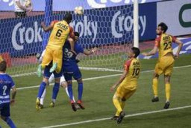 Le héros de la Coupe German Mera quitte le FC Malines