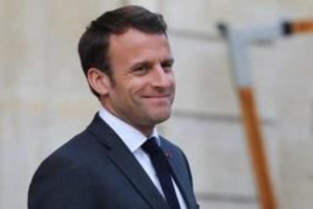 """Macron """"favorable"""" à des référendums d'initiative citoyenne"""
