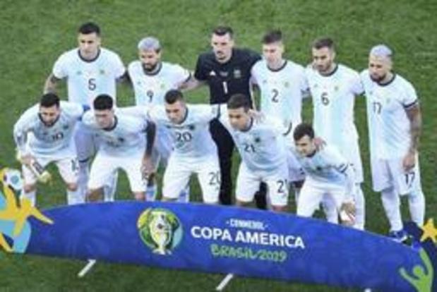 L'Argentine ne pourra pas s'affilier à l'UEFA