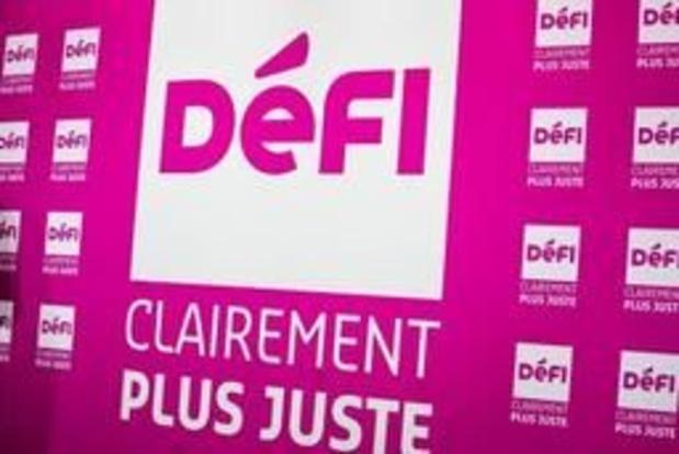 Algemene Raad van DéFI geeft unaniem groen licht voor regeringsdeelname in Brussel