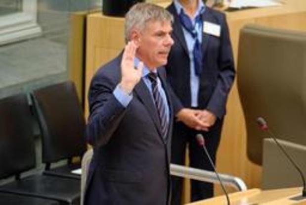 Le bureau du parlement flamand se réunira vendredi