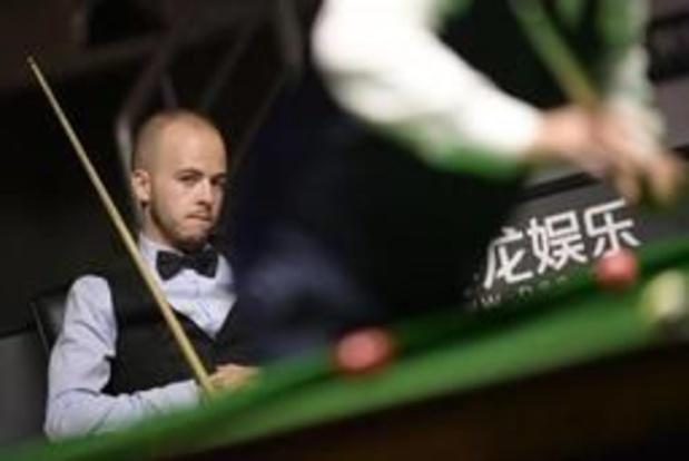 WK snooker - Luca Brecel en Gary Wilson speelden langste frame in Crucible-geschiedenis