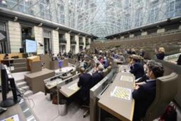 Pré-rentrée pour les 67 nouvelles recrues du parlement flamand