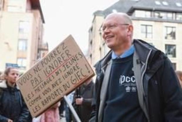Jean-Pascal van Ypersele souhaite être à nouveau candidat à la présidence du Giec