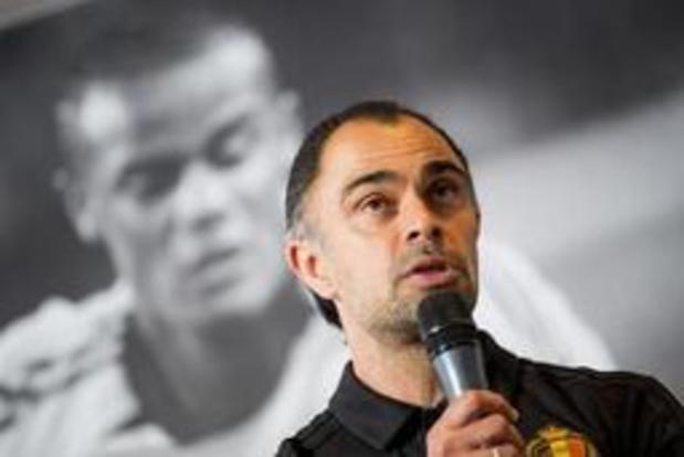 """""""Hazard m'a demandé s'il peut venir aux Jeux"""", sourit Walem, coach des espoirs"""
