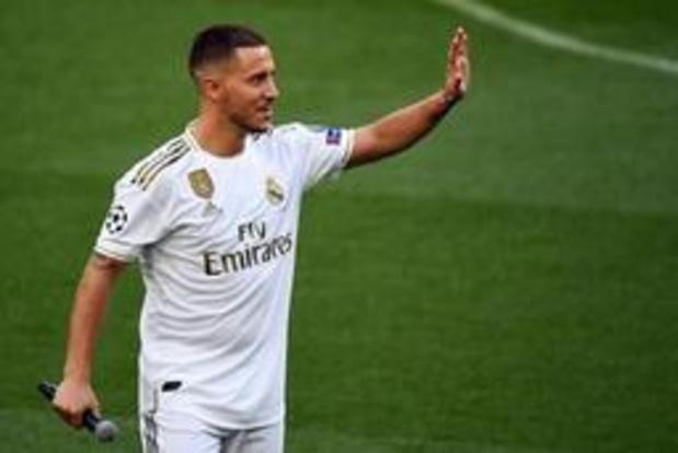 Hazard opent met Real bij Celta, eerste Clásico volgt eind oktober in Barcelona
