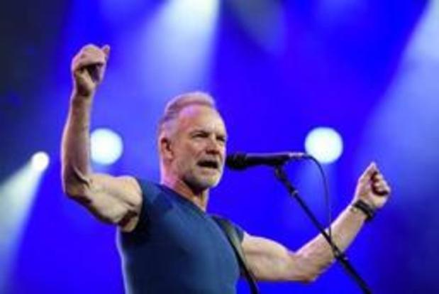 Sting zegt nu ook concert in Nederland af