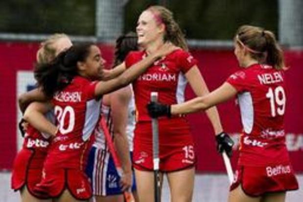 Hockey Pro League - Red Panthers moeten winnen in Duitsland om kansen op top vier gaaf te houden