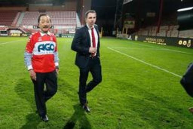 Amerikaans bedrijf legt beslag op KV Kortrijk