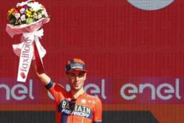 Nibali verlaat na dit seizoen Bahrain Merida voor Trek-Segafredo