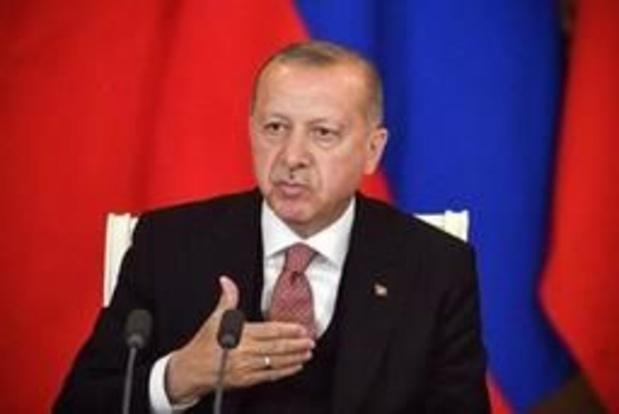 Turquie: le parti d'Erdogan demande officiellement l'annulation du scrutin à Istanbul