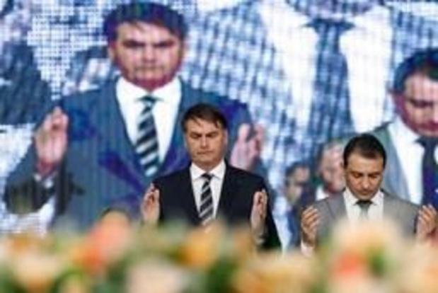 Brésil: Bolsonaro renonce à se rendre à New York après une campagne de rejet