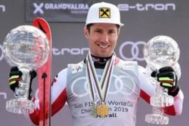 Marcel Hirscher zet punt achter indrukwekkende skicarrière