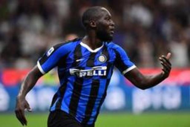 Belgen in het buitenland - Romelu Lukaku debuteert met doelpunt bij Inter