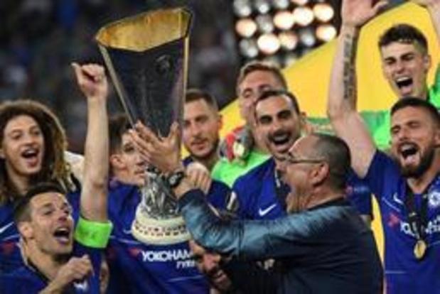 Maurizio Sarri nouvel entraîneur de la Juventus Turin