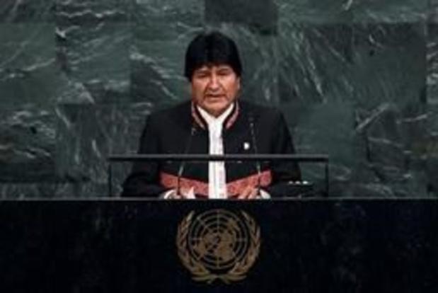 Dan toch tweede verkiezingsronde in Bolivia? President Morales zet deur op een kier