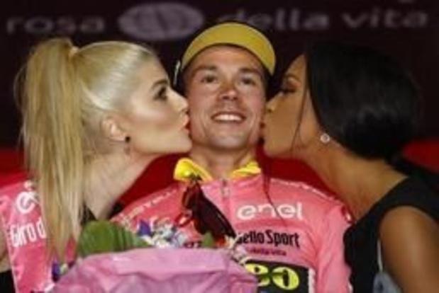 Tour d'Italie - Primoz Roglic survole la concurrence dans l'étape inaugurale